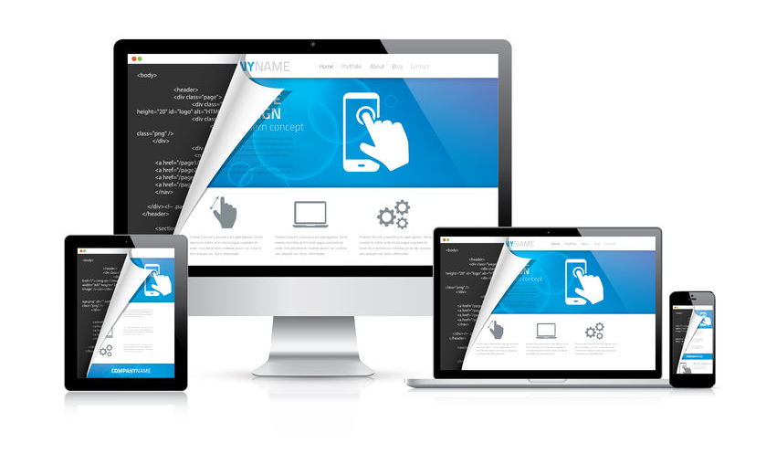 Blue-Responsive-Web-design